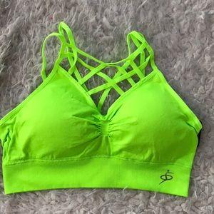 Other - Sports bra criss cross straps Bralette